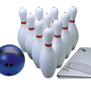Bowling Set with 5-lb. Ball - Image 1 of 1