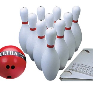 Bowling Set with 2-1/2 lb. Ball - Image 1 of 1