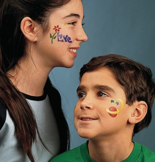 Art Wear Face Painting Kit (Kit of 1) - Image 1 of 2