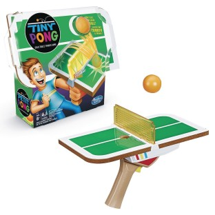 Hasbro Tiny Pong Bounce Challenge Skill Game - Image 1 of 2