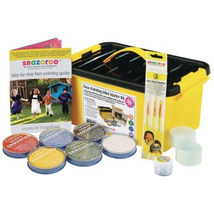 Face Painting Starter Kit - Image 1 of 1
