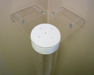 Corner Bubble Tube Bracket - Image 1 of 1