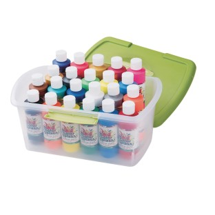 Color Splash!® Acrylic Paint in a Tub - Image 1 of 1