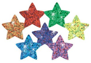 Trend® Sparkle Stickers Stars (Pack of 400) - Image 1 of 1