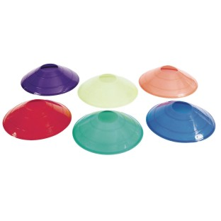 Spectrum™ Half Cones (Set of 6) - Image 1 of 1