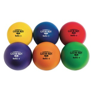 Gator Skin® Softi-7 Balls (Set of 6) - Image 1 of 1