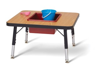 Jonti-Craft® Toddler Adjustable Height Sensory Table - Image 1 of 2
