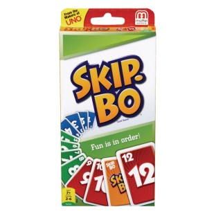 Skip-Bo® Card Game - Image 1 of 1
