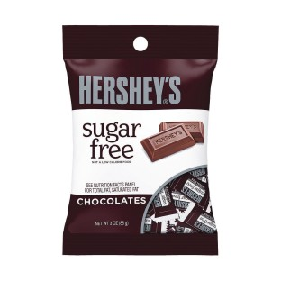 Hershey's® Sugar-Free Chocolate Candy Bar Miniatures (Case of 12) - Image 1 of 1