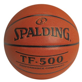 Spalding® TF-500 Indoor/Outdoor Composite Basketball - Image 1 of 1