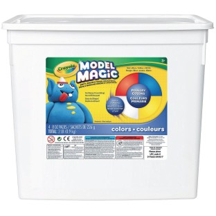 Crayola® Model Magic® Modeling Compound 2-lbs. - 4 Colors - Image 1 of 1
