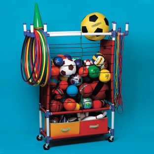 All-Purpose Ball Cart - Image 1 of 1