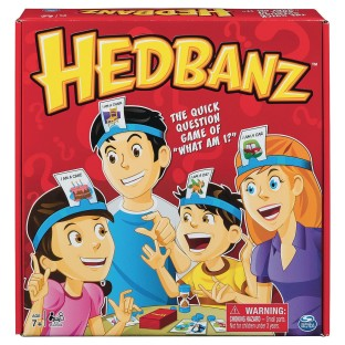 Hedbanz 2nd Edition Game - Image 1 of 1