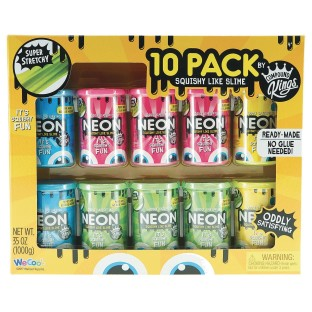 Slime Compound 10 Pack - Image 1 of 1