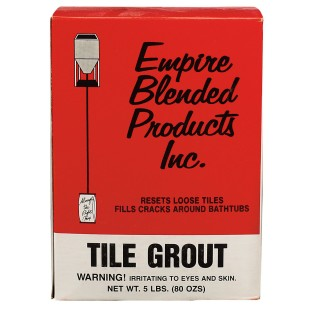 Powder Grout 5-lbs - Image 1 of 1