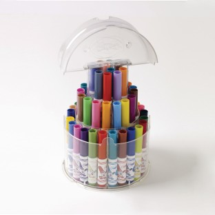 Crayola® Pip-Squeaks Washable Markers (Set of 50) - Image 1 of 2