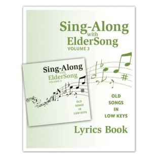 Sing-Along with Eldersong CD - Volume 3 - Image 1 of 1