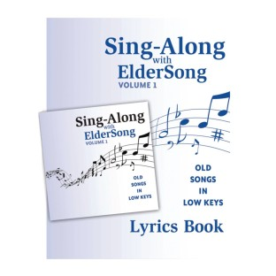 Sing-Along with Eldersong CD - Volume 1 - Image 1 of 1