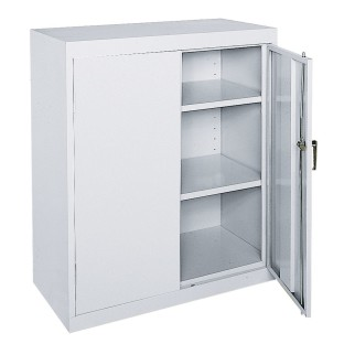 Steel Storage Cabinet - Image 1 of 1