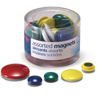 Assorted Magnet Tub (Tub of 30) - Image 1 of 1