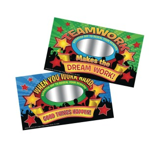 Scratch Off Rewards (Pack of 24) - Image 1 of 1