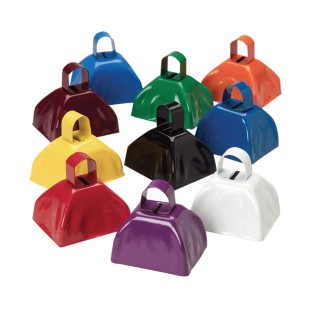 Cow Bells (Pack of 12) - Image 1 of 1