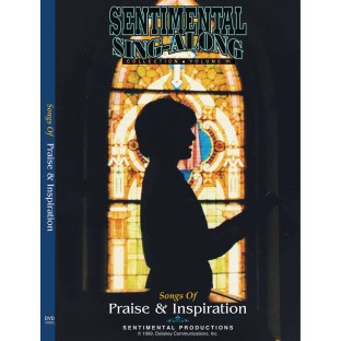 Sentimental Sing-Along DVD, Songs of Praise & Inspiration - Image 1 of 1