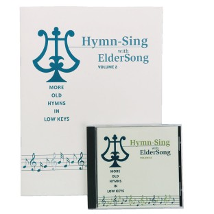 Hymn-Sing with Eldersong Vol. 2 CD/Book Set - Image 1 of 1