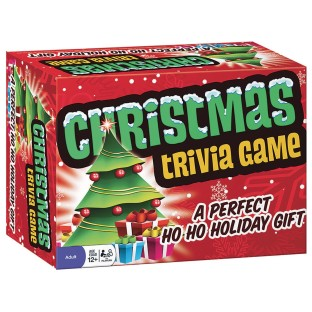 Christmas Trivia Game - Image 1 of 1