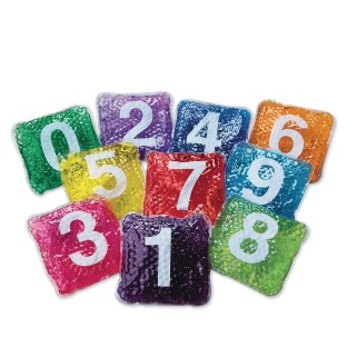 Squishy Square Numbers (Set of 10) - Image 1 of 2