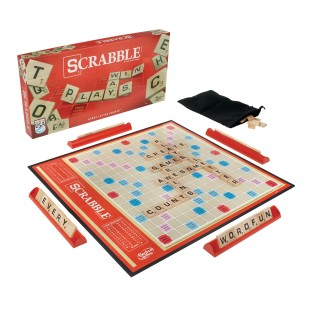 Scrabble® Game - Image 1 of 1