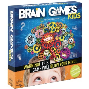 Brain Games™ Kids - National Geographic Board Game - Image 1 of 2
