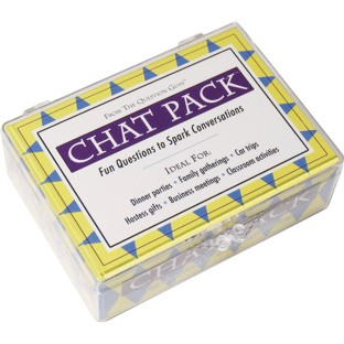 Chat Pack™ Original Conversation Cards - Image 1 of 1