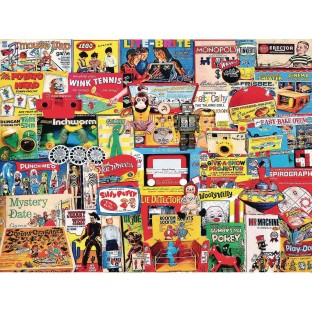 I Remember Those Jigsaw Puzzle, 300 Pieces - Image 1 of 1