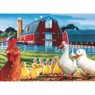 Dwight's Ducks 35-Piece Tray Puzzle - Image 1 of 1