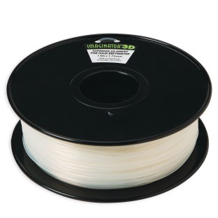 PLA Transparent Filament for 3-D Printing - Image 1 of 1