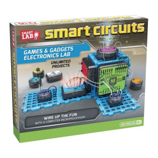 Smart Circuits Games & Gadgets Electronics - Image 1 of 1