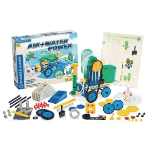 Air and Water Power Kit - Image 1 of 2