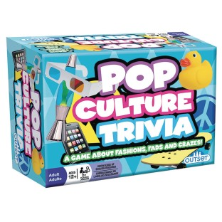 Pop Culture Trivia Game - Image 1 of 1