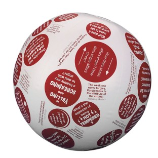 Toss 'n Talk-About® Anger Management Ball - Image 1 of 1