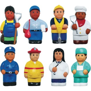 Community Helper Figures - Image 1 of 1