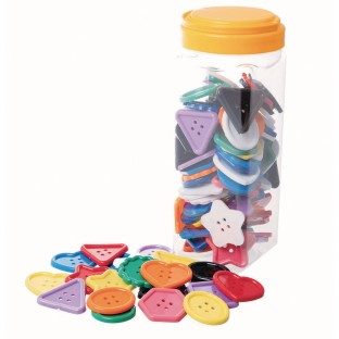 Assorted Large Buttons - Image 1 of 1