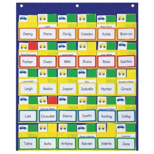 Classroom Management Pocket Chart - Image 1 of 2