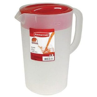 Rubbermaid® 1 Gallon Pitcher - Image 1 of 1