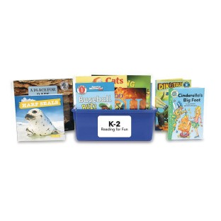 Reading For Fun 50 Book Set, Grades K-2 - Image 1 of 1