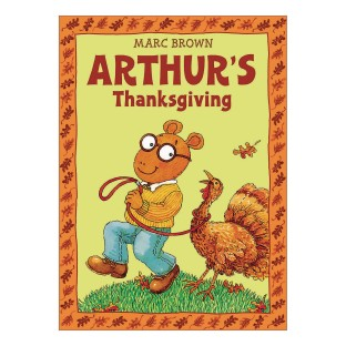 Arthur's Thanksgiving Book - Image 1 of 1