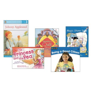 First Grade Essential Classroom Library Level G Books - Image 1 of 1