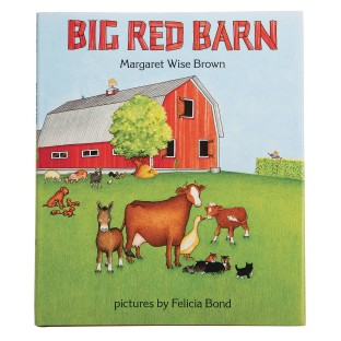 Big Red Barn Book - Image 1 of 1