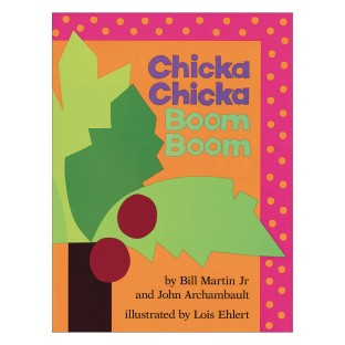 Chicka Chicka Boom Boom Book - Image 1 of 1