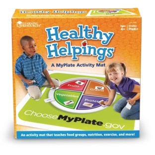 Healthy Helpings™ MyPlate Activity Mat - Image 1 of 1